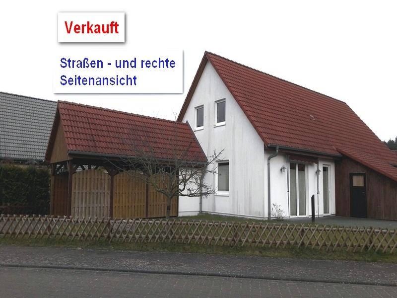 DHH im attraktiven Wohngebiet  in 19306 Neustadt - Glewe