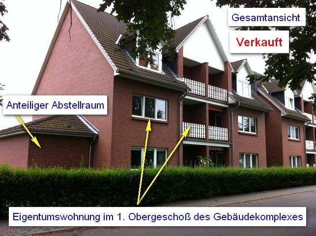 ETW im attraktiven Wohngebiet in 19288 Groß Laasch
