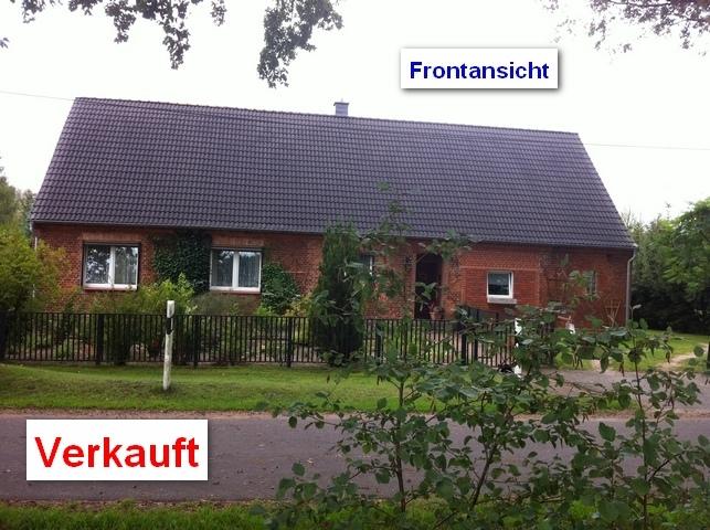 1-2 Familienhaus in Niendorf bei Ludwigslust
