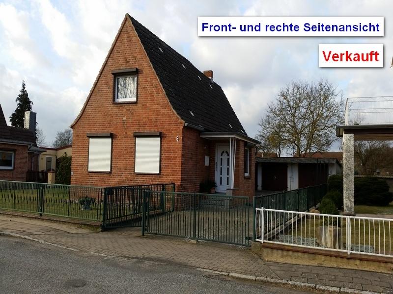 Gepflegtes Anwesen in 19306 Neustadt - Glewe