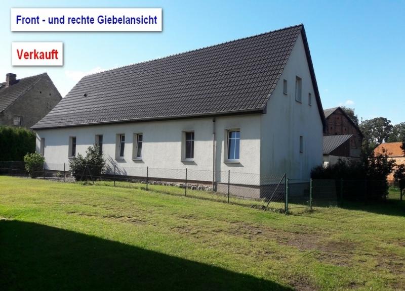 Wohnen in ländlicher Idylle vor den Toren der Kreisstadt Perleberg OT 19348 Groß Buchholz
