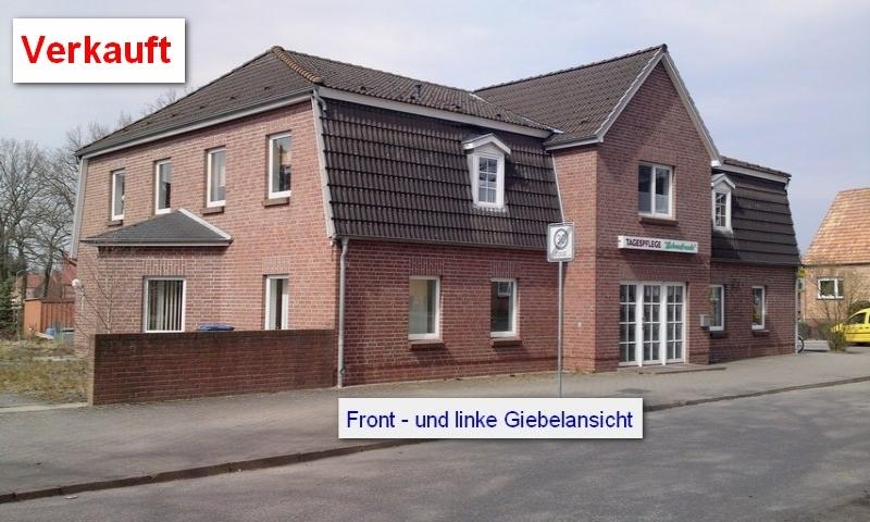 Großzügiges Wohn- und Geschäftshaus in Groß Laasch